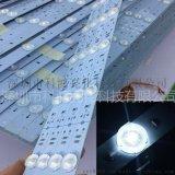 供应LED漫反射卷帘灯条 1米12灯3030高亮灯箱灯条 拉布灯箱背光源 厂家直销