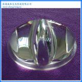 北美标准COB路灯光学玻璃透镜开模压制