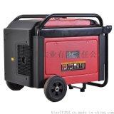 远程启动5kw静音汽油发电机