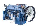 340马力后取力天然气发动机,自卸车后取力天然气发动机
