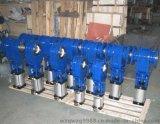 耐磨陶瓷双闸板阀PZ644G-10C