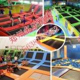 多乐DL-SN-45X75-90室内蹦床儿童蹦床公园游乐设施