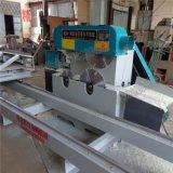 木工机械设备精密四轴电跑车圆木推台锯 裁板锯