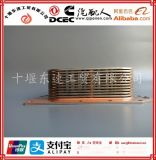 广西康明斯6LT9.3系列发动机3974815机油冷却器芯