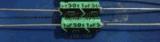 穿心电解电容器10UF25V 6x13,轴向电解电容