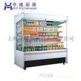 超市风幕柜定做,水吧台风幕柜价钱,放水果蔬菜的风幕柜,牛奶饮料冷藏风幕柜