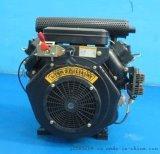 2V88双缸风冷柴油机