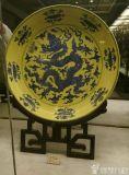 供應手工陶瓷紀念盤 校慶禮品定做