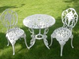 厂家低价促销 户外休闲铸铝桌椅 ALT-009