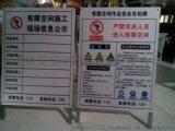北京靈安LA井口警示牌