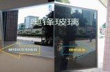 定制单向可视玻璃12MM单反透视镜玻璃