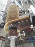 尼龙丝毛刷辊/磨料丝毛刷辊/金属丝毛刷辊
