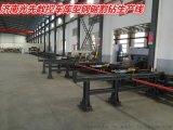 H型钢生产线济南光先数控H型钢柔性生产线