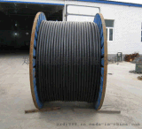 国标铝芯电缆线4芯50平方三相四线3+1