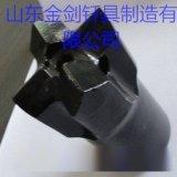 供应金剑φ55-T38高炉开口机钻头,合金钻头