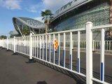 道路护栏隔离栏公路马路 城市市政隔离 移动围栏锌钢交通设施防护栏