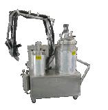 供应双组份PU灌胶机  胶辊 脚轮灌胶机  广东聚氨酯灌胶机批发