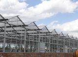 連棟玻璃溫室大棚設計建造