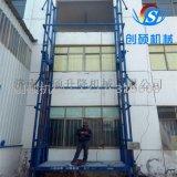 厂家供应导轨式升降机 提升机 厂房升降货梯全国配送质保一年