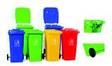 陝西地區市政府採購垃圾桶網 塑料垃圾桶