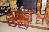 厂家直销 刺猬紫檀 古典红木茶台茶桌椅组合 定制批发