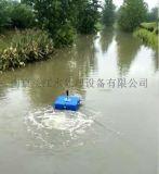 离心式河道浮筒曝气机选型