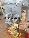 苹果削皮去芯分瓣机