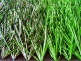 古德草坪单丝加筋耐磨环保足球场人造草坪