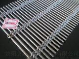 15333188118厂家精品装饰网  垂帘网 铝合金网帘 金属网帘 挂壁网 钢化玻璃装饰网 金属网隔段  高大上档次