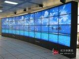 安防工程46寸三星液晶拼接|安防工程超窄边拼接大屏|安防工程 3.8拼缝拼接大屏幕