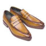 北京私人订制高档手工皮鞋-角度订制手工男鞋