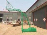 现货销售安装地埋式/平箱/凹箱/仿液压篮球架 定制多功能篮球架