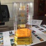 新款亚克力酒盒包装优质白酒透明包装盒厂家直供可定制