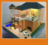 深圳智能家居演示模型 智能家居展示模型 智能家居沙盘模型