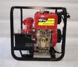 4寸电启动高压抽水泵