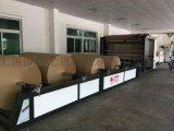 神之恩1200集装箱充气袋机设备制筒机制袋机