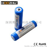 HOOZHU鸿珠 18650正品锂电池 5800毫安3.7V强光手电筒充电电池