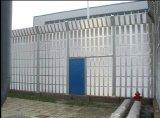 冷却塔隔声降噪声屏障,冷却塔消音设备声屏障,冷却塔隔音声屏障,空调机组隔声屏障,冷却塔声屏障