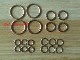 LG热流道热咀铜密封圈,防漏胶O型铜密封圈