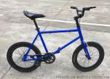 廠家直銷自行車 新款20寸個性死飛40刀 男女款學生迷你倒剎單車