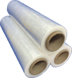 厂家直销 PE缠绕膜 包装膜50cm