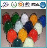 厂家直销食品级专用色母彩色纸杯色母粒 吸管专用母粒 pp/pe塑料注塑加工