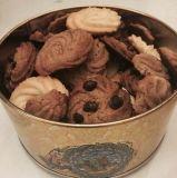 咖啡豆坚果粉混合曲奇饼干进口报关|青岛报关行