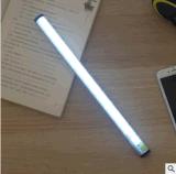 智慧懸掛式觸摸充電櫥櫃燈15LED野營應急燈閱讀燈創意節能小夜燈