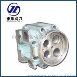 柴油机发动机机体  MAN21/31发动机机体生产厂家
