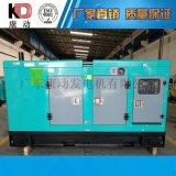康明斯静音发电机组 50kw柴油发电机 无刷全铜上海斯坦福发电机