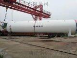 菏泽锅炉厂150立方LNG液化天然气低温储罐