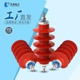 HY5WS-17/50 12.7/50配电型高压金属氧化锌避雷器10kv