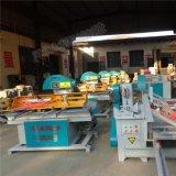 1.2米铝合金滑台圆木推台锯价格 高效快速细木工锯
