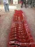 专业支吊架生产厂家批发D2三孔管夹西北电力设计院标准